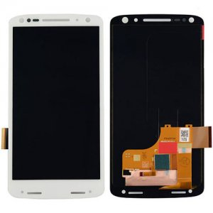 Motorola X 1580 LCD with Digitizer Assembly White