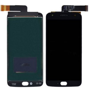 Motorola Moto X4 LCD with Digitizer Assembly Black Ori