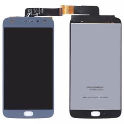 Motorola Moto X4 LCD with Digitizer Assembly Blue Ori