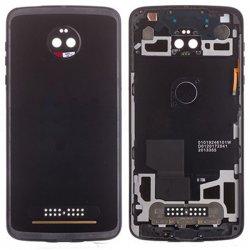 Motorola Moto Z2 Force Battery Door Black Ori