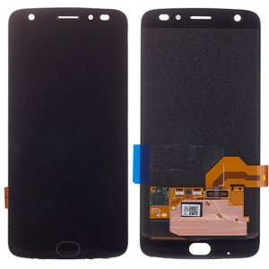 Motorola Moto Z2 Force LCD with Digitizer Assembly Black Ori