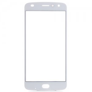 MoMotorola Moto Z2 Play Glass Lens White Aftermarket