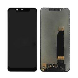 Nokia 5.1 Plus (Nokia X5) LCD Screen Black Ori