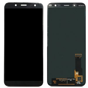Samsung Galaxy J8 J800 A6 A600 LCD with Digitizer Assembly   Black Ori