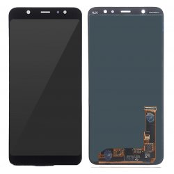 Samsung Galaxy A6+ (2018) A605/J805 LCD with Digitizer Assembly  Black Ori