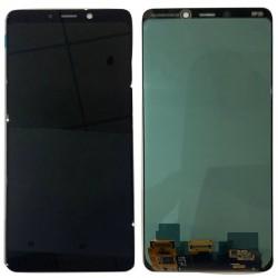 Samsung Galaxy A9 (2018) A920 LCD with Digitizer Assembly Black Ori