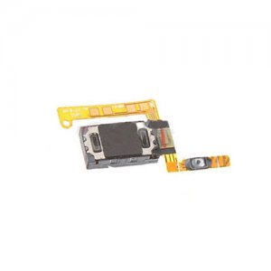 Samsung Galaxy Note Edge SM-N915 Ear Speaker with Power Button Flex Cable