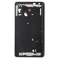 Samsung Galaxy Note Edge SM-N915 Front Housing Black