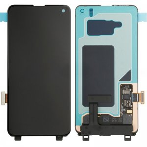 Samsung Galaxy S10e LCD with Digitizer Assembly Black Ori