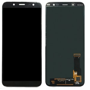 Samsung Galaxy J8 J800/A6 A600 LCD with Digitizer Assembly  Black Ori