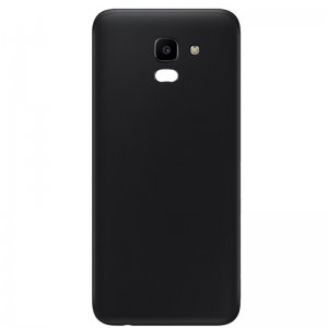 Samsung Galaxy J6 J600 Glass Lens Black Aftermarket