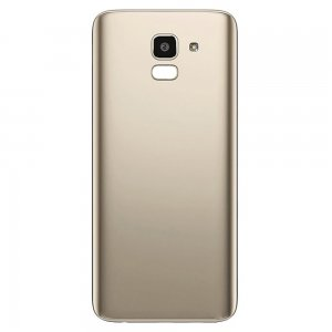 Samsung Galaxy J6 J600 Battery Door Gold Ori