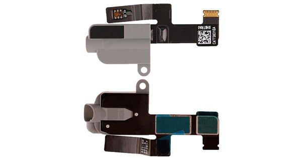 For iPad Pro 10.5 Headphone Jack Flex Cable Gray