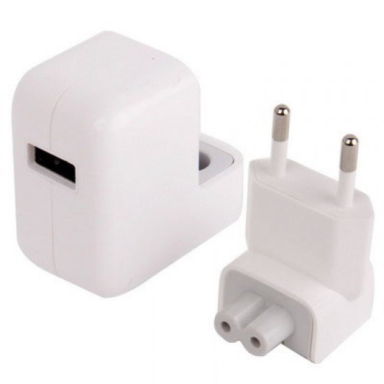 For iPad USB Charger Adapter EU Version High Quality