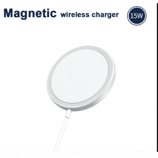 MagSafe Charger Magnetic Wireless Charger 15W for iPhone 12 Series