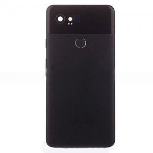 Google Pixel 2 XL Battery Door Black Ori