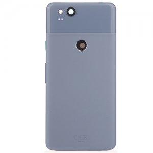 Google Pixel 2 Battery Door Blue Original