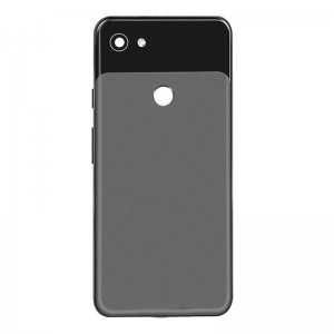 For Google Pixel 3a XL Battery Cover Black