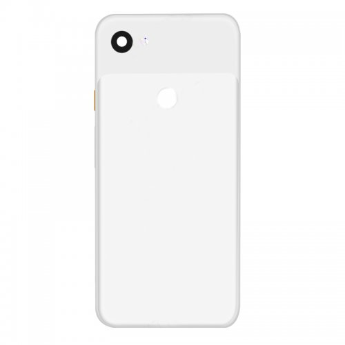 For Google Pixel 3a XL Battery Cover White