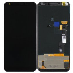 For Google Pixel 3a XL LCD Screen Black