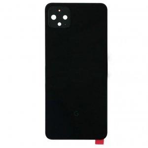 For Google Pixel 4 XL Back Cover Black