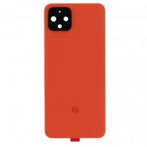 For Google Pixel 4 XL Back Cover Red