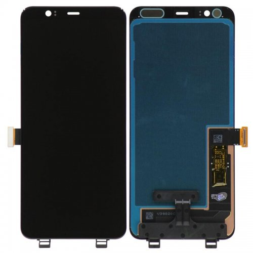 For Google Pixel 4 XL LCD Screen Black
