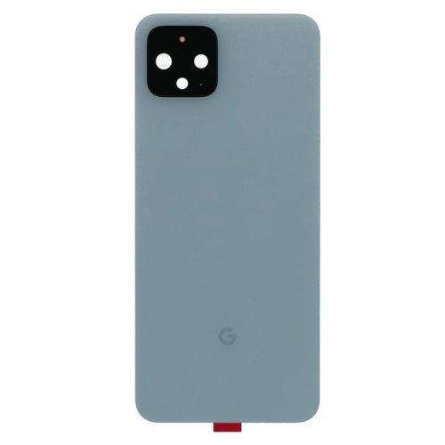 For Google Pixel 4 Back Cover White