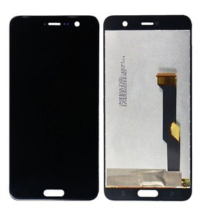 HTC U Play LCD with Digitizer Assembly Black Ori