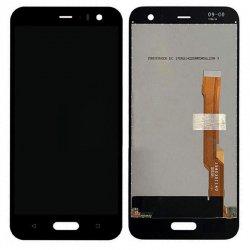 HTC U11 Life LCD with Digitizer Assembly Black Ori