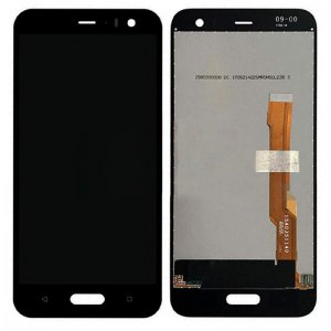 HTC U11 Life LCD with Digitizer Assembly Black Ori
