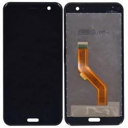 HTC U11 LCD with Digitizer Assembly Black OEM