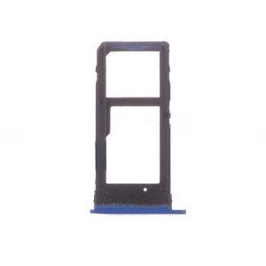 HTC U11 SIM SD Card Tray Light Blue Ori