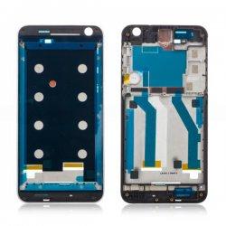 HTC One E9+ Front Housing Black Ori
