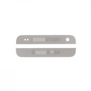HTC One M7 Top Cover & Bottom Cover White