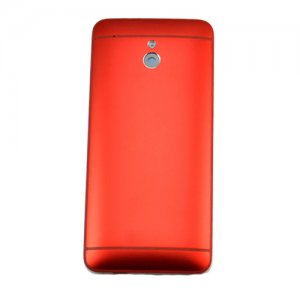 HTC One mini Battery Door Back Cover Red