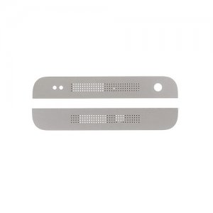 HTC One mini Top and Bottom Cover White