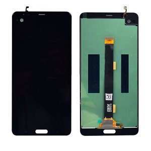 HTC U Ultra LCD with Digitizer Assembly Black Ori