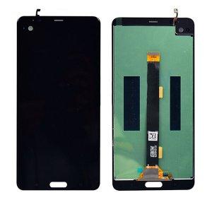 HTC U Ultra LCD with Digitizer Assembly Black Aftermarket