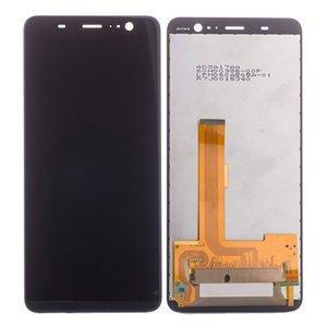 HTC U11 Plus LCD with Digitizer Assembly  Black Ori