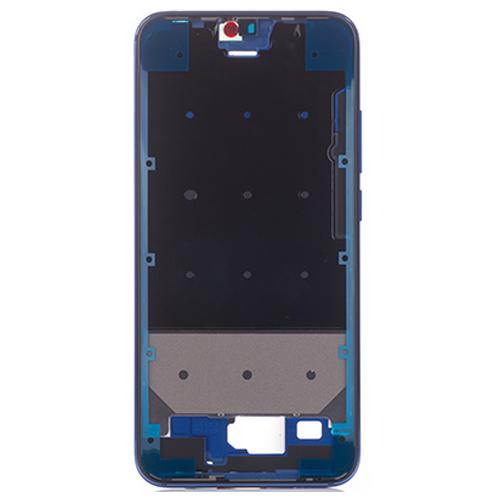 Huawei Honor 10 Front Housing Blue Ori