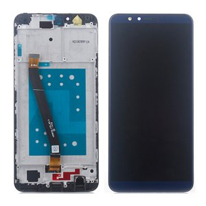 Huawei Honor 7X LCD Screen With Frame Blue