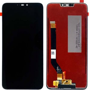 Huawei Honor 8C LCD with digitizer assembly Black Ori