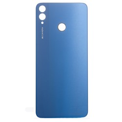 For Huawei Honor 8X Battery Cover Blue