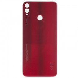 For Huawei Honor 8X Battery Cover Red