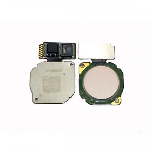Huawei Honor Play  Fingerprint Sensor Flex Cable Gold Ori
