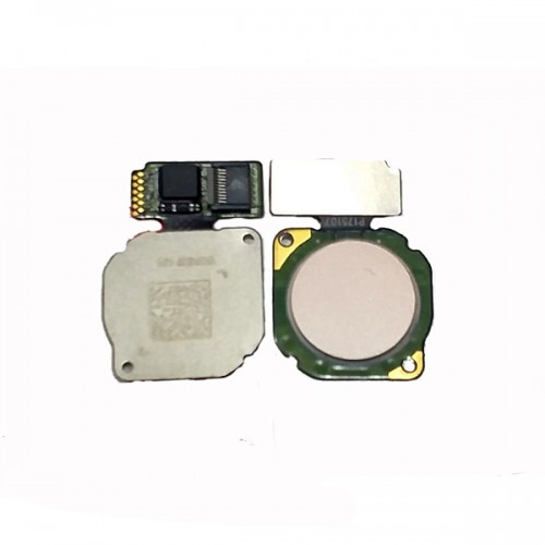 Huawei Honor Play  Fingerprint Sensor Flex Cable Pink Ori