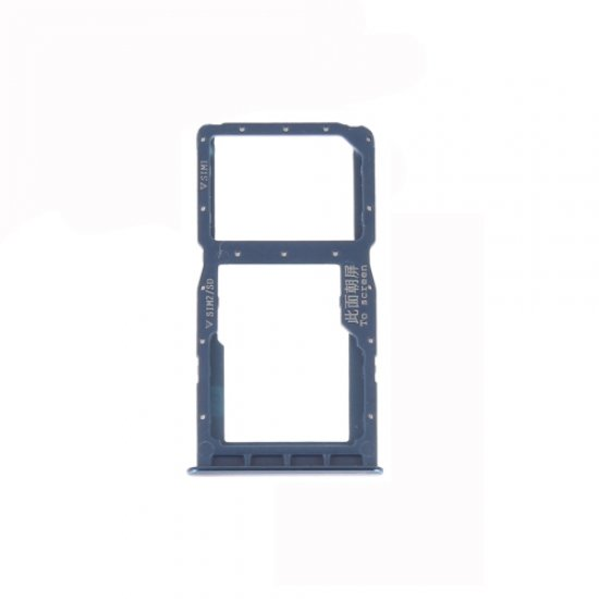Huawei P30 lite /Nova 4e SIM Card Tray Blue Ori