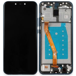 Huawei Mate 20 Lite LCD Screen Replacement With Frame Blue Ori (Without Logo)