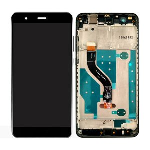 Huawei  P10 Lite LCD With Frame Black Ori